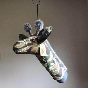 アニマルヘッドカバー(キリン)Animal head cover(Giraffe)