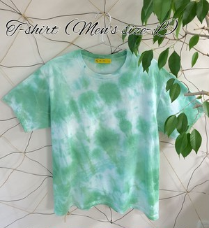 手染めTシャツ (ina0001tsh)