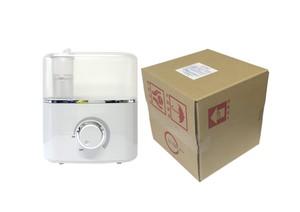 超音波霧化器 (約26畳用)、微酸性電解水「除菌ジアカインド」50ppm 20Lセットコック付き