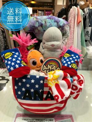 おむつケーキ/オムツケーキ/ANAP/アナップ/出産祝い/誕生祝い/お祝い/ディズニー/ファインディングニモ/おむつベビーカー/おむつバイク