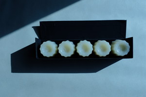 季節の菓子「-SEN-酒粕羊羹」