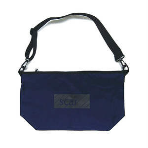 scar /////// BLACKBOX SHOULDER BAG (Navy)