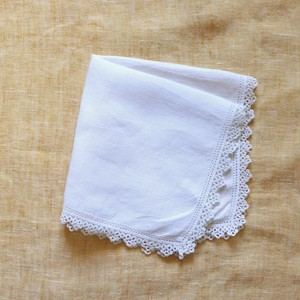 Vintage Embroidered Handkerchief 007・ヴィンテージ 刺繍ハンカチ 007  U.S.A