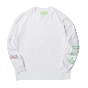 MISTER GREEN Greenting LS(White)