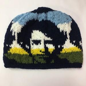 ゑでぃの手編みニット帽 ジョナサン リッチマン