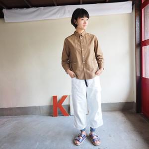 タイプライタークロス UNI5ポケットシャツ  01S15B サイズ5
