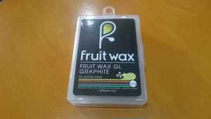 FruitWax フルーツワックス GL グラファイト グレイ