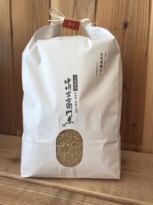 30年度 山形県高畠町産 お天道様干しササニシキ 5kg(玄米)