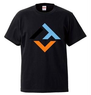 オフィシャルロゴTシャツ(黒)