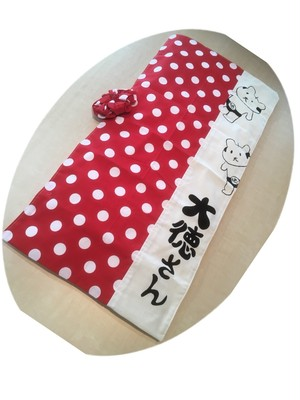 【前略、大徳さん】赤ドット(小)1