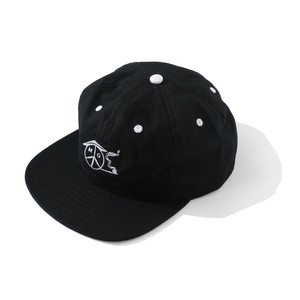 Black Weirdos MGBW CAP(BLACK)