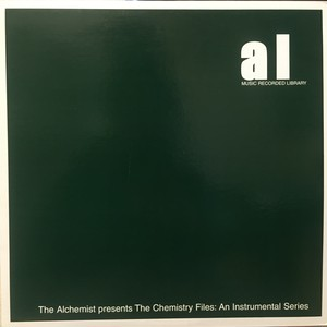 (LP)THE ALCHEMIST / MUSIC RECORDED LIBRARY