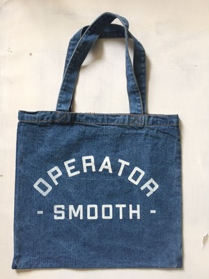 ' OPERATOR ' DENIM SCHOOL BAG ( 送料360円 )