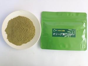 オリーブ葉パウダー40g✕2個(100%九州産)