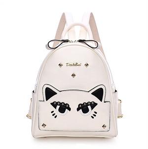 値下げ! Tokyo Nova かわいい 猫 デザイン リュック 2way 【 旅行用 カジュアル バッグ 中学生 高校生 レディース ガールズ 女の子 カバン 】