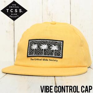 TCSS ティーシーエスエス VIBE CONTROL CAP スナップバックキャップ HW1856