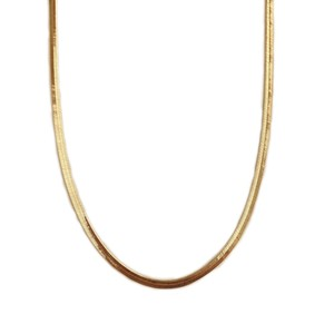 【GF1-73】18inch gold filled chain necklace