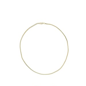 【GF1-74】18inch gold filled chain necklace