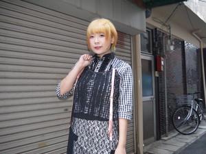 【MIYANISHIYAMA】チェックシャツ