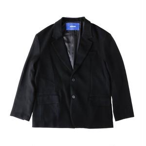 Classic Tailored Jacket -BLACK- / ADANS