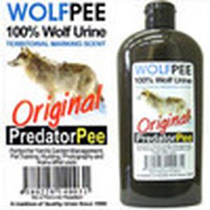 ウルフピー3.8L(1ガロン)野生動物被害・獣害対策
