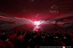 【予約商品】LIVE AT TOKYO DOME(通常盤/Blu−ray Disc) 4/12発売予定