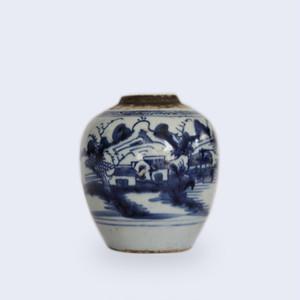 Antique Jar 14