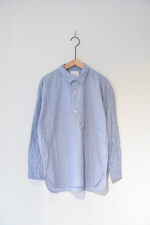 【ARMEN】PULL OVER SHIRTS