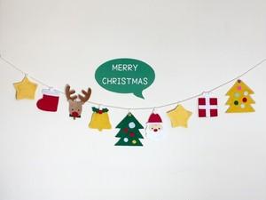 ✴︎ クリスマス ガーランド ✴︎ インテリア