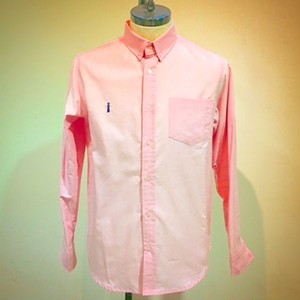 OXFORD B.D. SHIRTS [ PINK ]