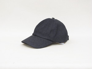 Au Vrai Chic BRITAIN / fold brim DENIM cap