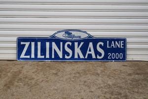 品番LK-020 きれいな街頭看板