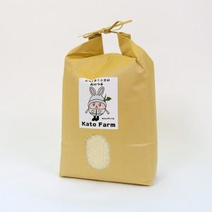 種まきウサギ天のつぶ平成29年福島市産5kg(減農薬)