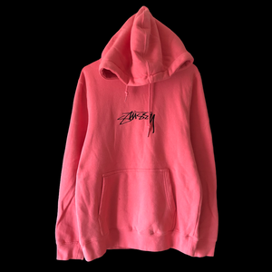stussy embroidery foodiee