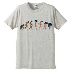 Evolution Tシャツ【メンズL】