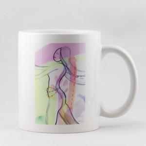 マグカップ -女神