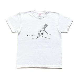 ボクサーペンTシャツ(ホワイト)