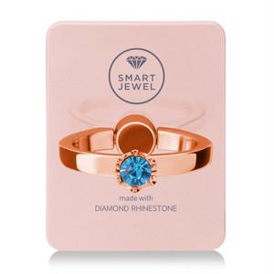 Smart Jewel-Lady Crown‐Pink Gold-3月‐17SJ8-1-PGDAQM