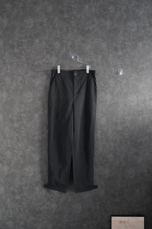 【 2021 緊急SALE】SISSI GOETZE nylon pants Black