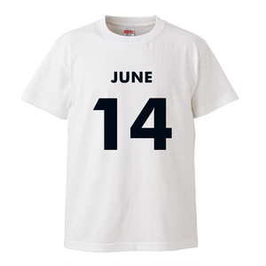 6月14日