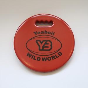Yeaboii Print seat cushion