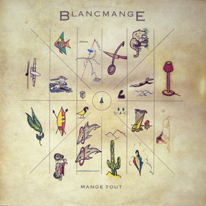 Blancmange - Mange Tout (LP) [house] fps7908-17