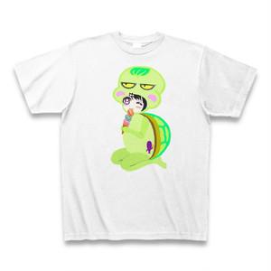 Irieキャラふてガメ姫7サンキューTシャツ