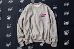 CRASTY TRICHAMPION CREW NECK SWEAT