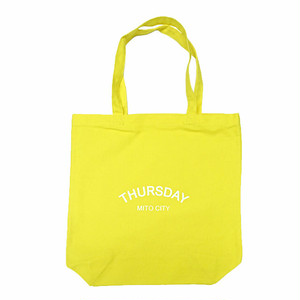THURSDAY - ARCH TOTE BAG (Yellow)