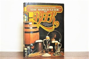 THE WORLD GUIDE TO BEER /洋書ディスプレイ