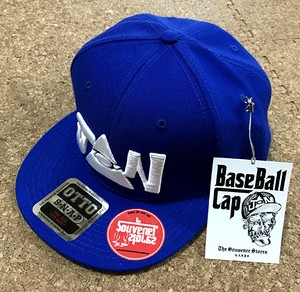 JAN BASEBALL CAP (ROYAL)