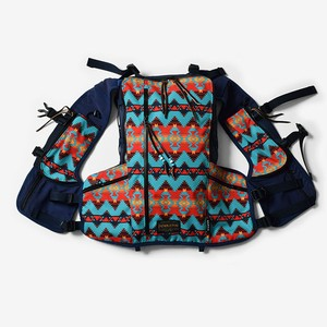 "MMA Running Back-pack ""Pendleton® DUSTY"" (Turquoise)"