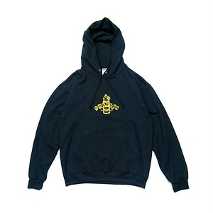 OURLIFE - IGNITION BARREL HOODIE (Black)