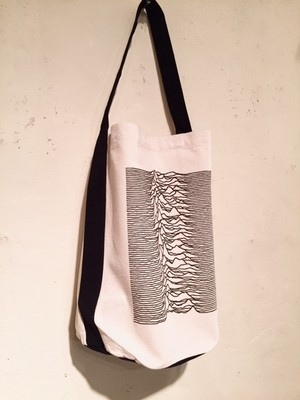 "ONE SHOULDER TUBE TOTE ""2TONE"""